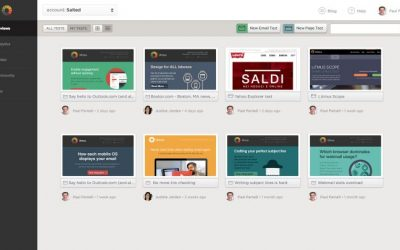 Eloqua App Review: Litmus App