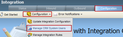 Eloqua Salesforce Integration Custom Web Links