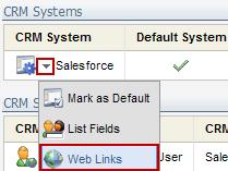 Eloquia Salesforce Simple Weblinks