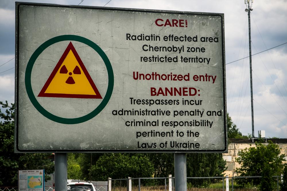 chernobyl entrance