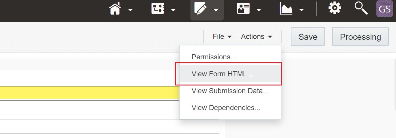 Eloqua form spam protation